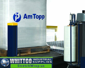 EU Series AmTopp UVI High-Performance Machine Film is designed to inhibit degradation caused by ultraviolet rays on product loads. AmTopp UVI High-Performance Machine Film can be used for mulch, brick and other industry products that are stored outdoors. Inteplast also offers colored stretch film. Please contact us for inventory availability.