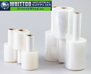 5X1000 90 GAUGE   BANDING FILM WITH Extented handles