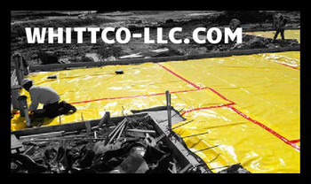 Yellow Guard Vapor Retarder 10 mil Sheeting CFYG1014-210Y Plastic Sheeting-Vapor Barrier