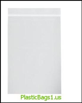 C102 Clear 4 Mil Reclosable Bags 6x13 RD Plastics