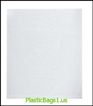 K16 Clear 2 Mil Standard Weight Poly Bags 5x8 RD Plastics