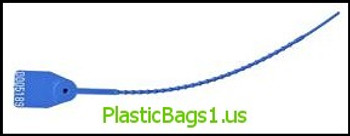 R41 Pull Tight Security Seals Heavy Duty blue(plain) RD Plastics