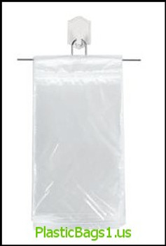 S19 Snap-N-Fill Clear Reclosable Bags 5x8 RD Plastics