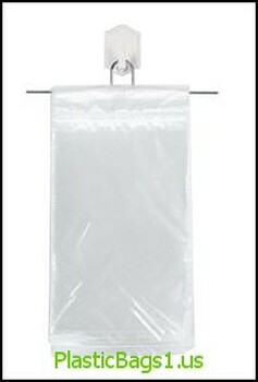 S22 Snap-N-Fill Clear Reclosable Bags 6x9 RD Plastics