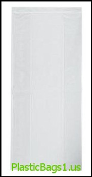 G27 Ice Dispenser Bags 5.5x3x13 RD Plastics