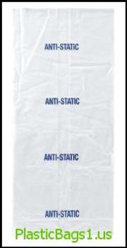 GM25C Anti-Stat Liner Bags 20x18x45 RD Plastics