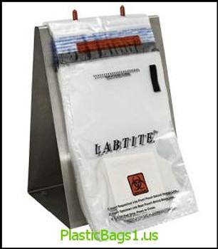 G238 Labtite  II With Absorbent Pad 6x10 RD Plastics