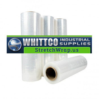 "80 gauge 18""x 1500 Hand Stretch Wrap ARM0801815"