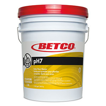 Betco 13805 pH7 Neutral Cleaner 163187