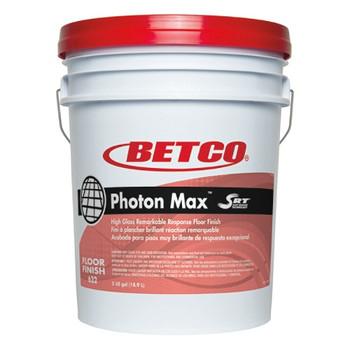 Betco 63205 Photon Max; Floor Finish 5 Gallon 525689