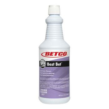 Betco 771200 Best Bet Liquid Creme Cleanser 750044