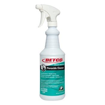 Betco 3291200 Green Earth RTU Peroxide Cleane 750746
