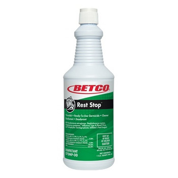 Betco 701200 Rest Stop; Restroom Cleaner 749972