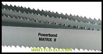 "BM18 POWERBAND MATRIX II- 44-7/8""L- 18 TPI|14602|681-14602|WHITCO Industiral Supplies"