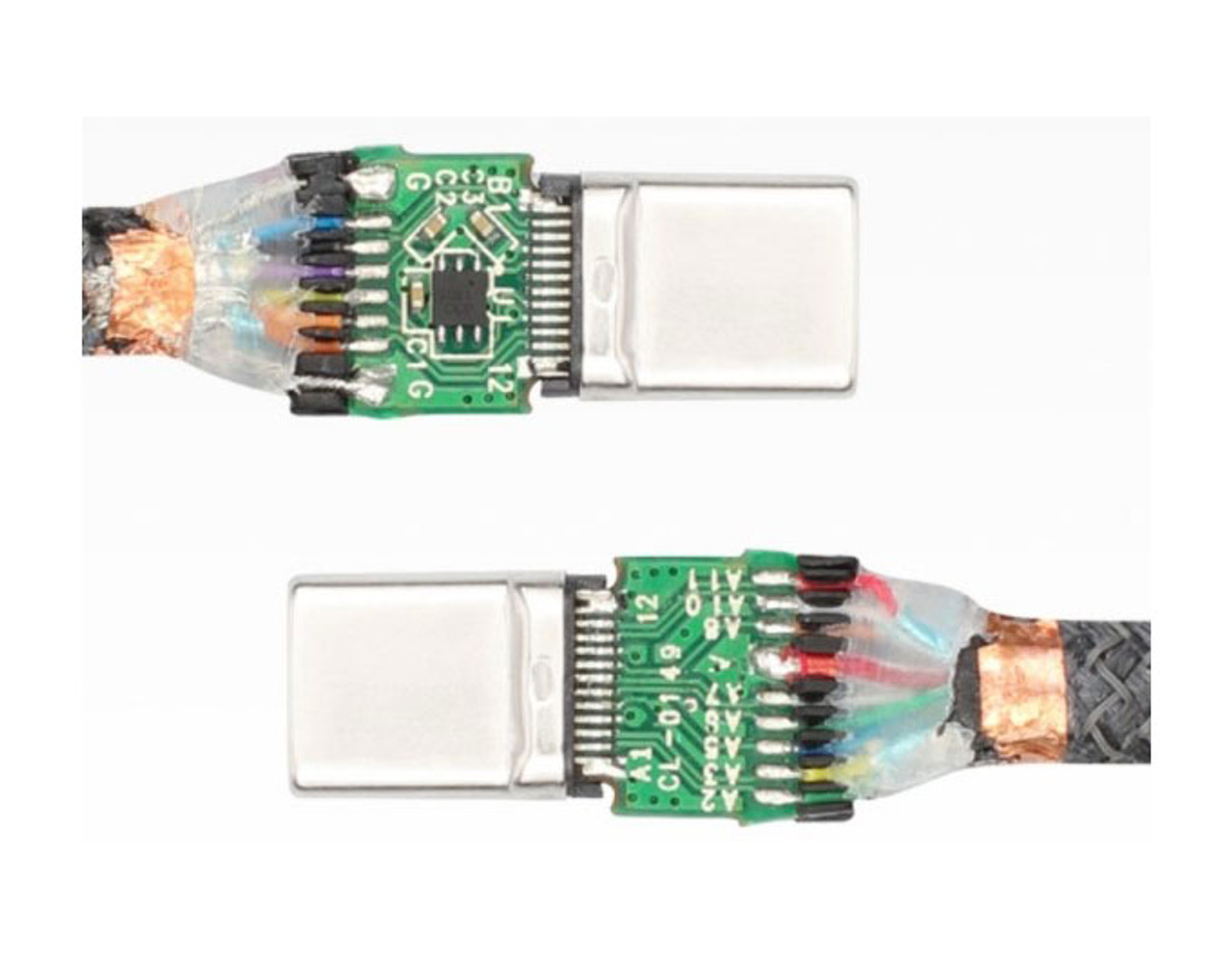 0.5M USB 3.1 GEN 2 Type-C M/M Cable supports 10Gbps/100W