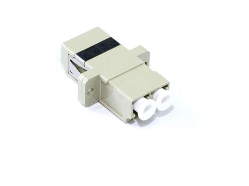 LC-LC Fibre Multimode Duplex Adaptor