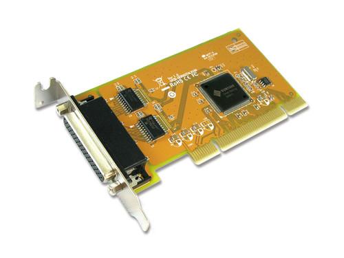 SUNIX Low Profile PCI 2S Card Supports Windows 10