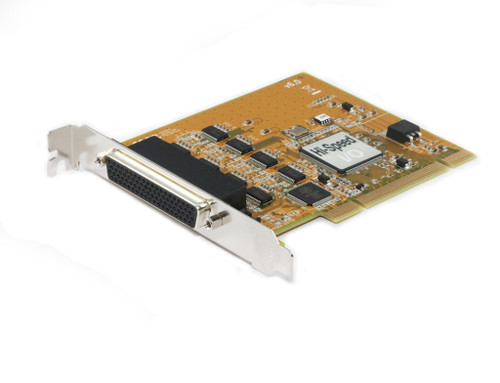 PCI 8 Port RS232 Serial Card