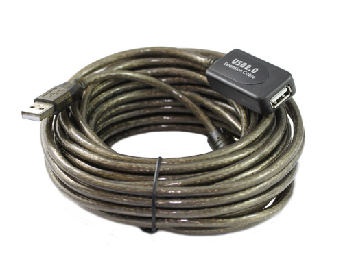 10M USB 2.0 AM-AF Active Cable