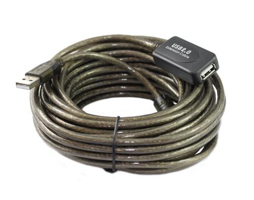 15M USB 2.0 AM-AF Active Cable