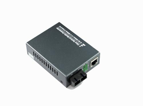 10/100/1000M SC Multimode Media Converter