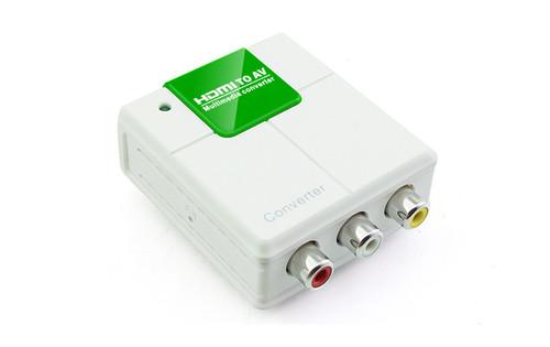 HDMI to Composite RCA Converter