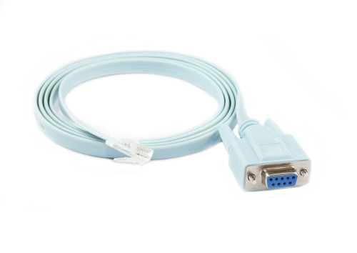 2M CISCO Console Rollover Cable