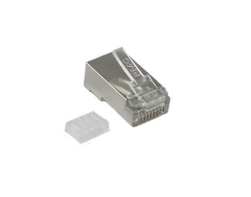 Plugmaster CAT6 8P8C Shielded Plug ( 2 Piece )