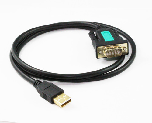 USB 2.0 To Serial Adaptor FTDI Chipset with 1M Cable