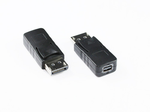 Displayport Male to Mini DP F Adaptor
