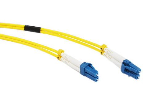 0.5M LC-LC OS1/OS2 9/125 Singlemode Duplex Fibre Patch Cable