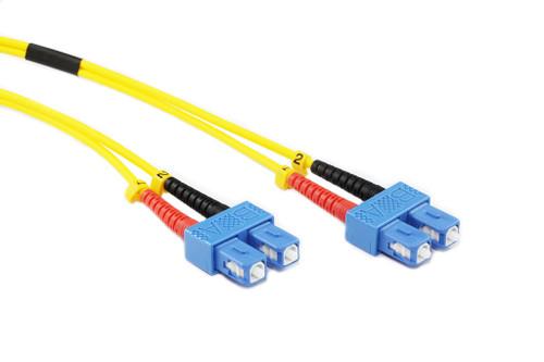 10M SC-SC OS1/OS2 9/125 Singlemode Duplex Fibre Patch Cable