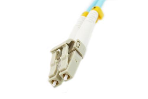 2M LC-LC OM4 50/125 Multimode Duplex Fibre Patch Cable