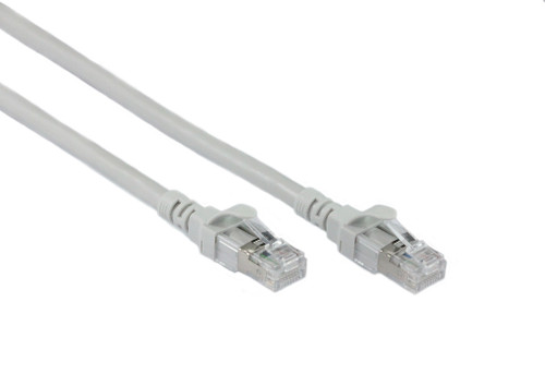 0.3M Grey CAT6A SSTP/SFTP Cable