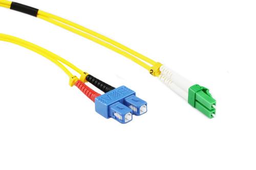 10M OS1/OS2 Singlemode Duplex LCA-SC Fibre Optic Cable