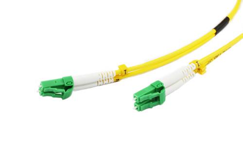 15M LCA-LCA OS1/OS2 9/125 Singlemode Duplex Fibre Patch Cable