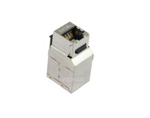 CAT6A Shielded Keystone Coupler/Joiner