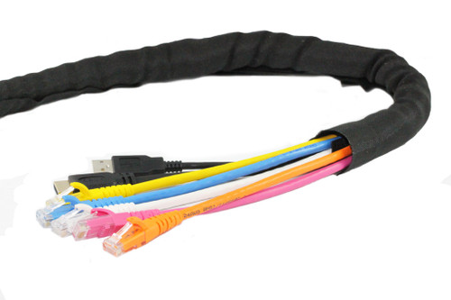 25M Self Closing Cable Wrap with 19mm Diameter