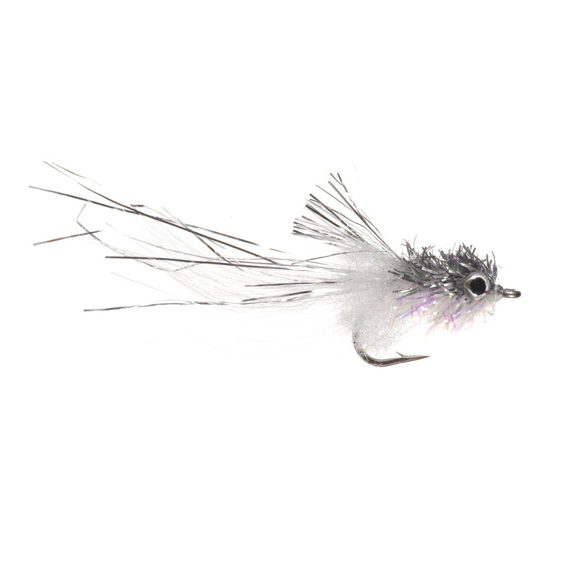 Murdich Mini Minnow Gray and White
