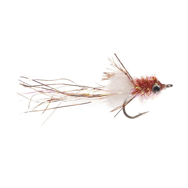 Murdich Mini Minnow Copper and White