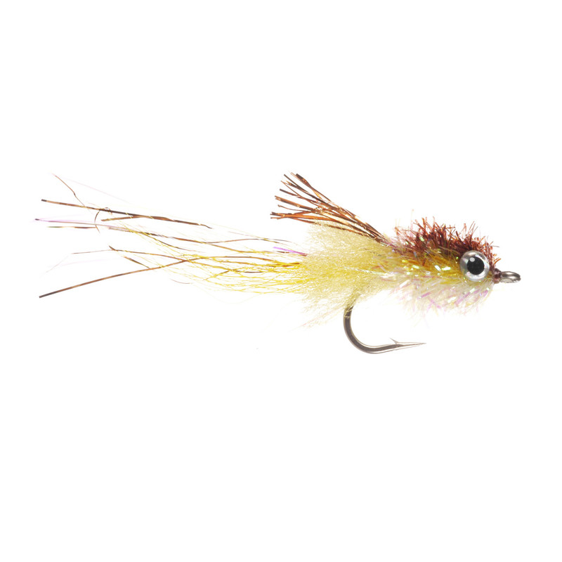Murdich Mini Minnow Copper and Yellow