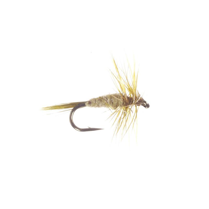 Midge Olive Dry Fly