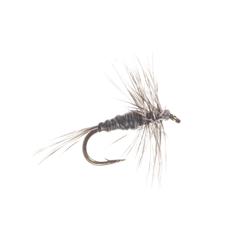 Midge Grizzly Dry Fly