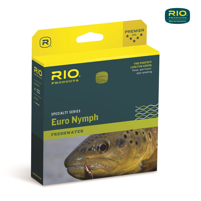 Rio FIPS Euro Nymph Fly Line in the Box
