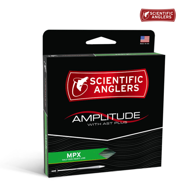 Scientific Anglers Amplitude MPX Fly Line in the Box