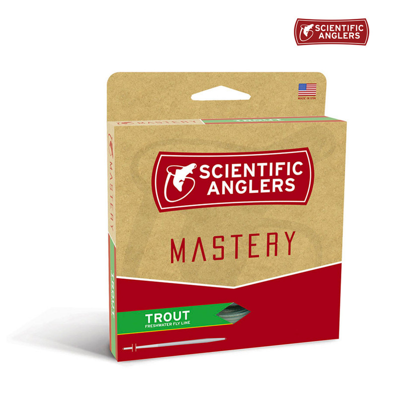 Scientific Anglers Mastery Trout Fly Line in the Box