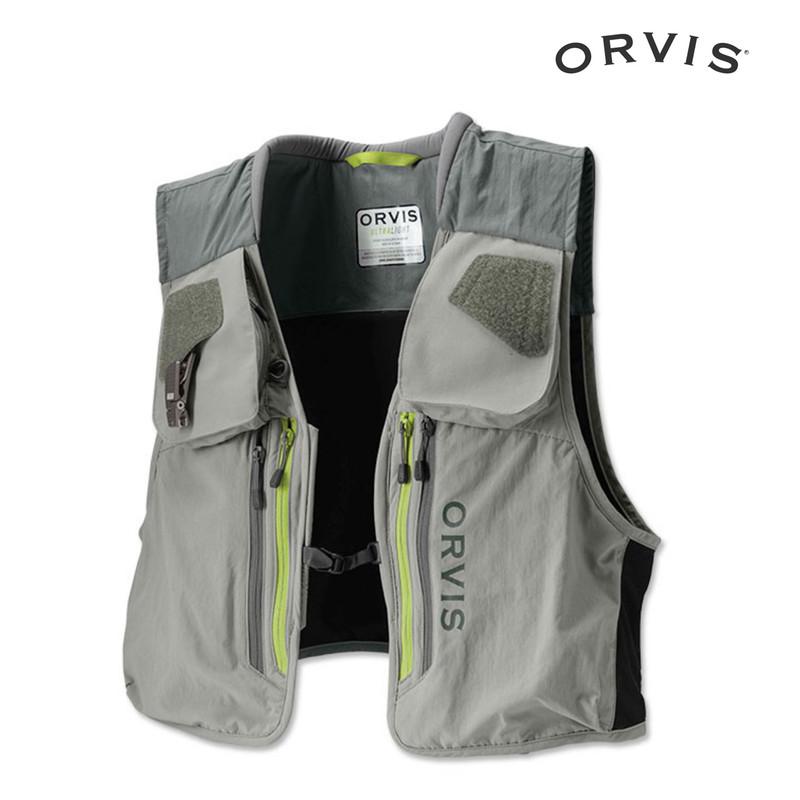 Orvis Ultralight Vest Front View