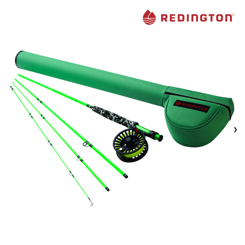 Redington Minnow Combo Fly Fishing Outfit