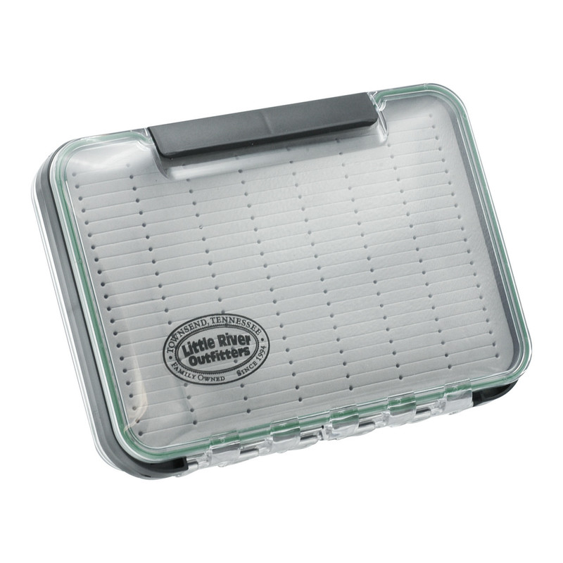 LRO Magnum Waterproof Fly Box 1270 Front View
