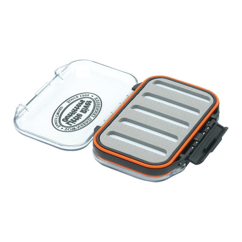 LRO Double Sided Waterproof Fly Box 1448 Shown with One Lid Open
